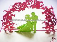 WEDDING 6 GREETING CARD