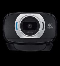 Logitech C615 HD Portable 1080p Webcam with Autofocus