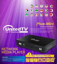 UnitedTV For IPTV