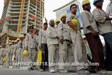 Trabalhadores da construção civil de Bangladesh
