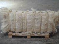 Natural sisal fiber..