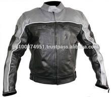 enthic leather jacket