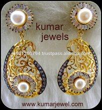 Mughal Style Earrings