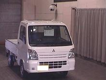 Mitsubishi Minicab Truck IB20624