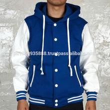 European market custom versity jacket Letterman versity Jacket with customized logo (Sports Garments)