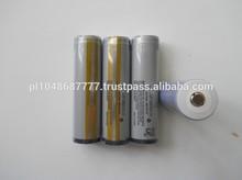 original 18650 flashlight battery 10A cgr18650ch 2250mah 3.6v protection for panasonic battery