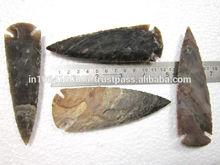Wholesale 5 inch Arrowheads : Agate Arrowhead online shop