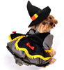 dog apparel Scarecrow Witch Dog Costume dress clothes
