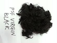 Polyester Staple fiber DD Black virgin