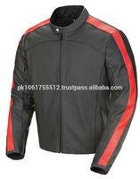 Pakistan High Quality Boys Fashion Leather Biker Jacket For Spring