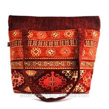 New Style Turkish Kilim Design Hand Bag for Ladies