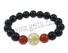 Gets.com black agate beads jewelry finding online shop