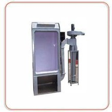 factory price automatic electrostatic powder coating booth----paint booth