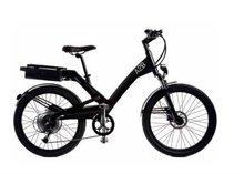 A2B Alva Plus Matte Black Electric Road Sport Bike Motor Bicycle
