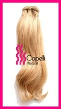 fashion style peruvian hair weft/weave virgin human hair
