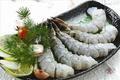 Crevettes black tiger( penaeus monodon), d'eau douce crevettes géantes( macrobrachium rosenbergii)