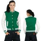Cotton jackets for ladies / Varsity jackets