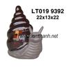 Ceramic Pottery Glazed Decor Ornament