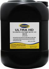 GEMA OIL ULTRA HD 50 ENGINE OIL