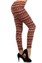Womens Fashion Winter Leggings Fur and Fleece Warm
