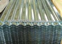 Cold Rolled Zinc Aluminum Corrugated Steel Sheet