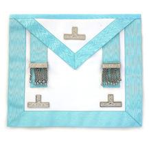 Masonic Regalia | Craft Regalia | Craft Master Mason Apron & Officer's Collar