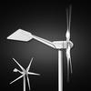 Premium Compact Wind Generator - 400 to 1600 watts