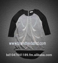 2014 sublimation prints t-shirt cotton Wholesale custom digital girls, ladies, womens Printed tee fashionable casual cheap price