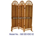 Home decor furniture rattan divider