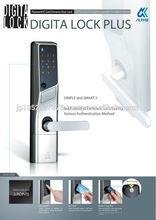 ALPHA DIGITAL LOCK WS200 set lock. Japanese home digital lock