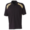 High Quality Double Stitched Men's 100% Cotton Polo Shirt