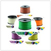3D Printer PLA Plastic Filament 1.75/3mm Diameter 1kg Reel for 3D Printing