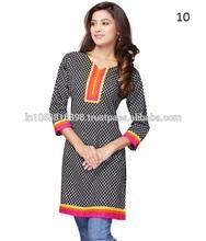 New Style Design Ladies Cotton Kurti