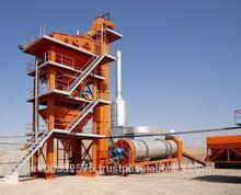 Asphalt Batching Plant 120 t/h