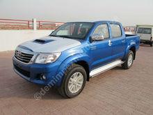 New Toyota Vigo from Dubai