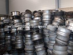 Cheap Aluminium Scrap Alloy Wheels / Used aluminum alloy wheels scrap