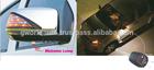 Isuzu mu-x 2014 LED Mirror Cover with Welcome LED light