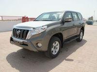 Export Toyota Prado Dubai