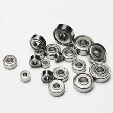 motor parts Sealed RZ/2RZ bearing stainless steel bearing