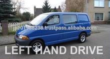 Vans usado- toyota hiace 2.4td entrega van( lhd 1077 diesel)