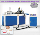 Automatic Paper Box Forming Machine( Without Cover)