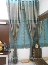 Attractive Blue color curtain for door & Window