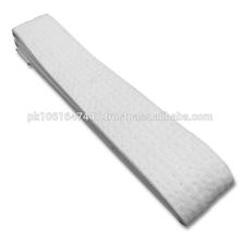 Karate Belt/Martial arts equipment 100% cotton karate belt color for sale/