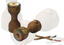 Korean Drum Musical Instrument