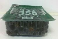 Black Olives from Turkey vacuum pack