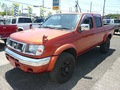 Usado pick- ups- nissan datsun pick up cabine dupla machado- ano 2001- us$ 3800