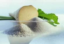White granulated beet sugar