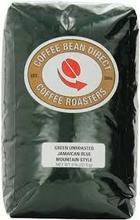 Coffee Bean Direct Green Jamaican Blue Mountain, Whole Bean