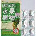 2014 qualidade superior fruta planta cápsula p&