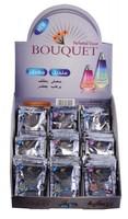 Bouquet perfumed single sachet wet Napkin 100 pcs